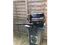 Mercury outboard 6hp
