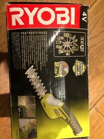 Ryobi RGS410 Grass And Hedge Trimmer
