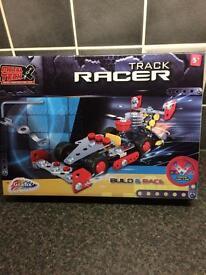 Metal tech track racer