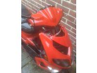 Speedfighter 100cc