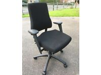 Fully Adjustable Ergonomic Office Computer Chair - rrp £600