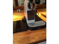 REDUCED Nespresso Magimix with Frother