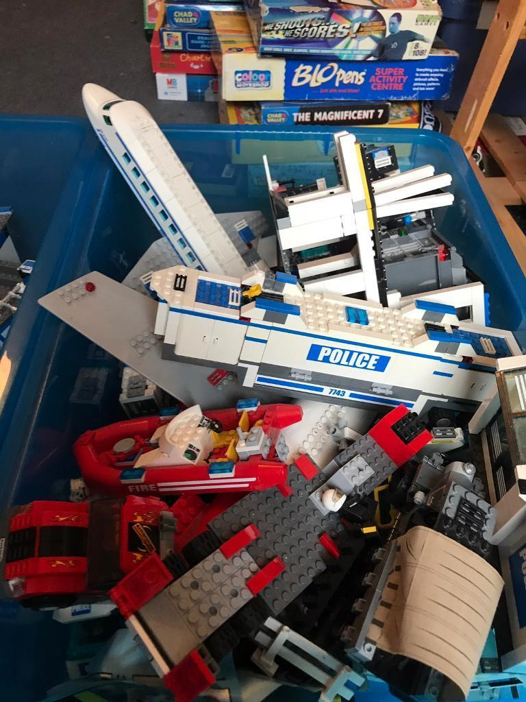 2 boxes of lego | in cheltenham, gloucestershire | gumtree