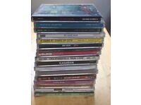 Approx 55 CD's in good condition - £15 - absolute bargain!!!!!!!!!!!!!!