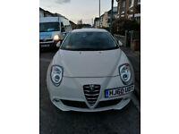 Alfa Romeo Mito Turismo 95, 1368 cc 3 Door 2010