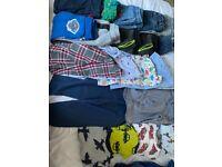 Huge bundle of clothes (boy) age 2,3,4