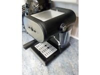 Wilkinsons Coffee Esspesso cappacino maker