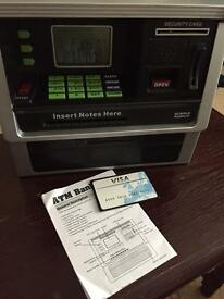 Electronic money ATM bank