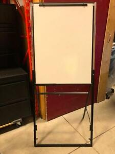 Easel with Attached Whiteboard - $75.00