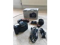 Canon 7D MII Low Shutter Count Mint Boxed
