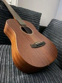 Travel Acoustic Guitar & Bag Tanglewood TW2T 3/4 size guitar RRP £219