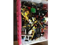 lego mixed job lot very large box
