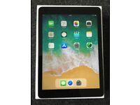 Apple iPad Air WiFi 16gb Space Gray good condition.