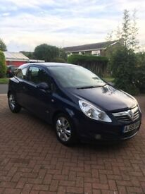 Vauxhall Corsa 1.4 Design 3-Door Hatchback - Excellent First Car, Low Mileage, Great Condition