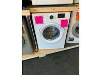 Beko white 10kg ld 1400 spin ex display washer