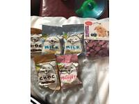 Mixed bundles of hamster and small animal treats