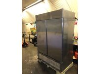 Double door fridge , perfect condition only a year old