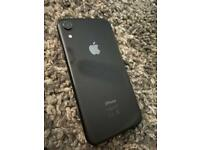 APPLE IPHONE XR BLACK EX CONDITION INC CHARGER (pending collection)