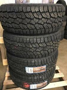 NEW BLOWOUT SALE. 275/55R20 and 275/60R20