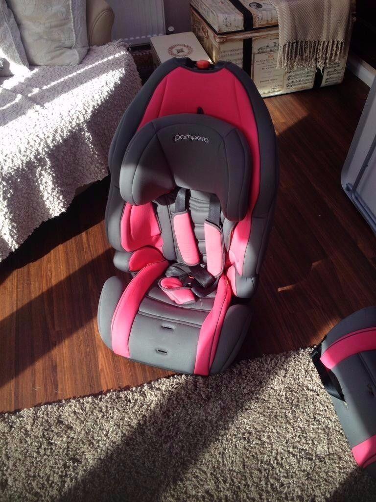 Pampero Little Monkey Car Seat
