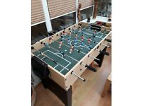 Riley football multi games table