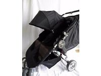 Baby Jogger City Mini Double Side by Side Pushchair