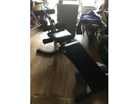 Heavy duty weights bench
