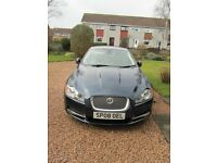 Jaguar XF low mileage full jaguar service history