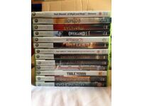 Lot of 13 Xbox 360 Games