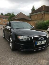 Black Audi RS4 2006 **low mileage**