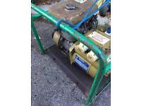 Petrol 110/240v generator