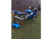Kawasaki zx9r e1