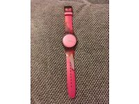 SWATCH WATCH - PINK ROUGH