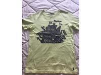 Boys tshirts x3