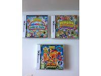 Moshi Monsters Nintendo DS Games