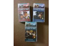 """COMPLETE 1st SERIES OF """"A FAMILY AT WAR"""" VIDEO BOXSET"""
