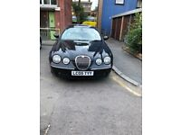 Jaguar S-Type (Full Gold Leather) Great Condition 05 Plate