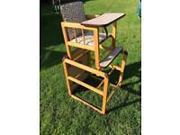 High Chair. (Give away price)