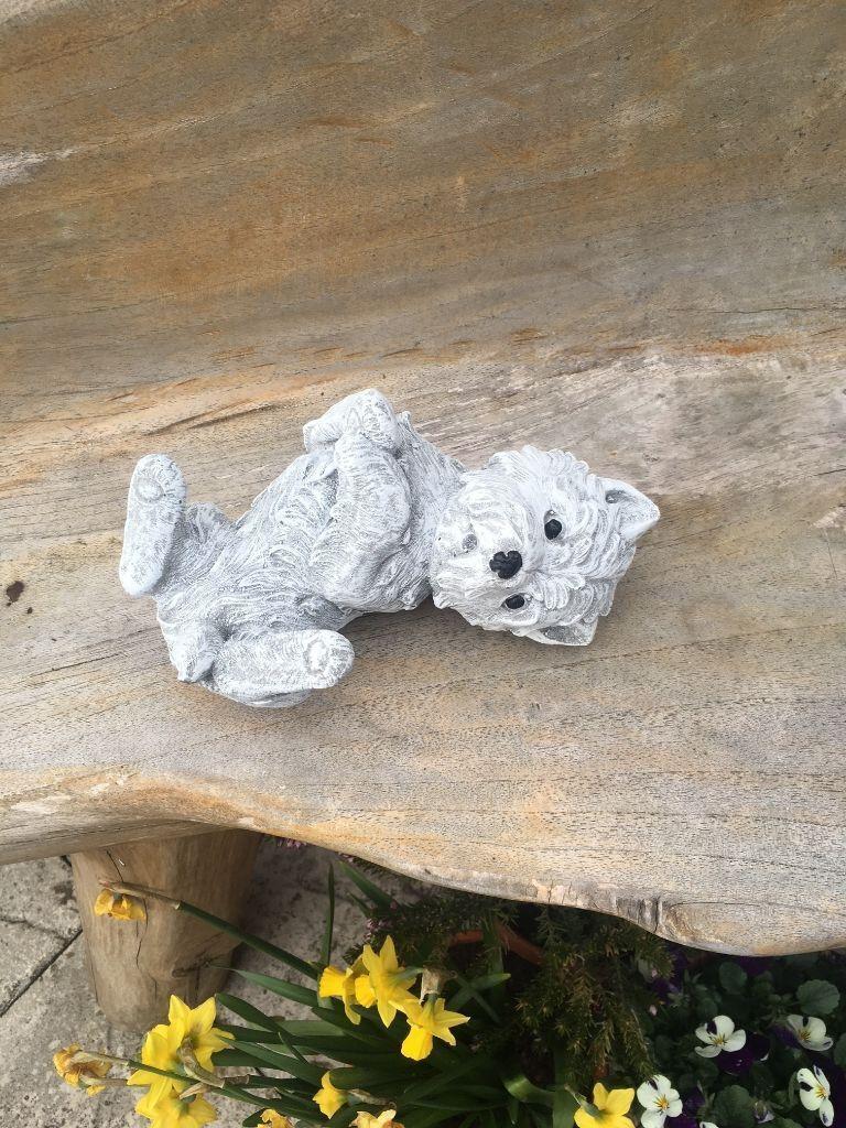 Stone Dogs Westies Bulldog Spaniel Beagle Chitsu