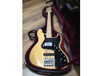 Fender Jazz Bass Marcus Miller signature Made in Japan - great condition