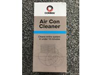 comma air con cleaner for your vehicle cleans air conditioning