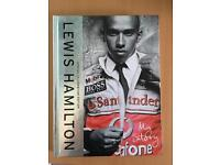 Lewis Hamilton my story