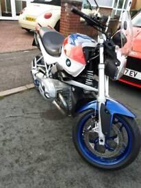 BMW R1200R Motorbike
