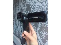 Panasonic HX-DC1 handheld camera.