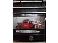 SNAP ON 1937 Ford pickup 1:24 diecast model