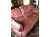 3 piece sofa /2chairs