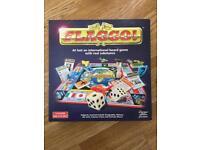 Flaggo board game