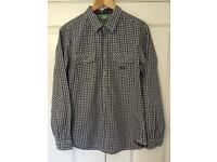 Hugo Boss Green Label Checked Shirt Size XL