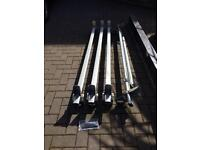 FORD TRANSIT MK7 ROOF RACK