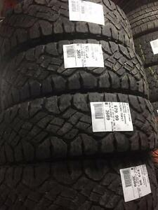 LT245/75/17 Goodyear Wrangler Duratrac (All Season)